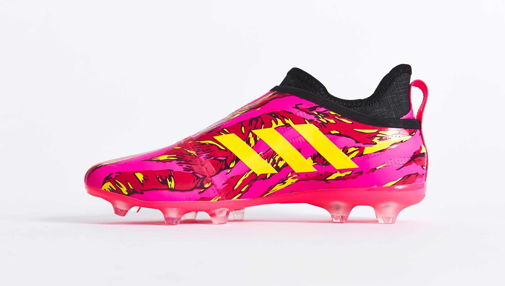 zapatos adidas glitch