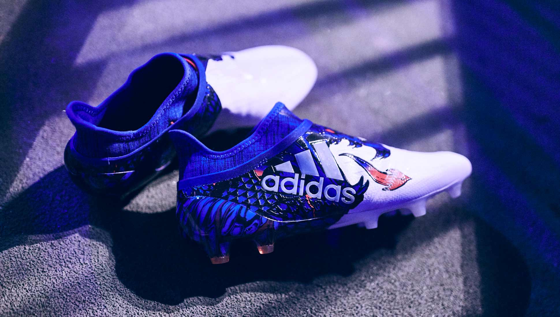 adidas X 16 Purechaos UCL Dragon Football Boots - SoccerBible