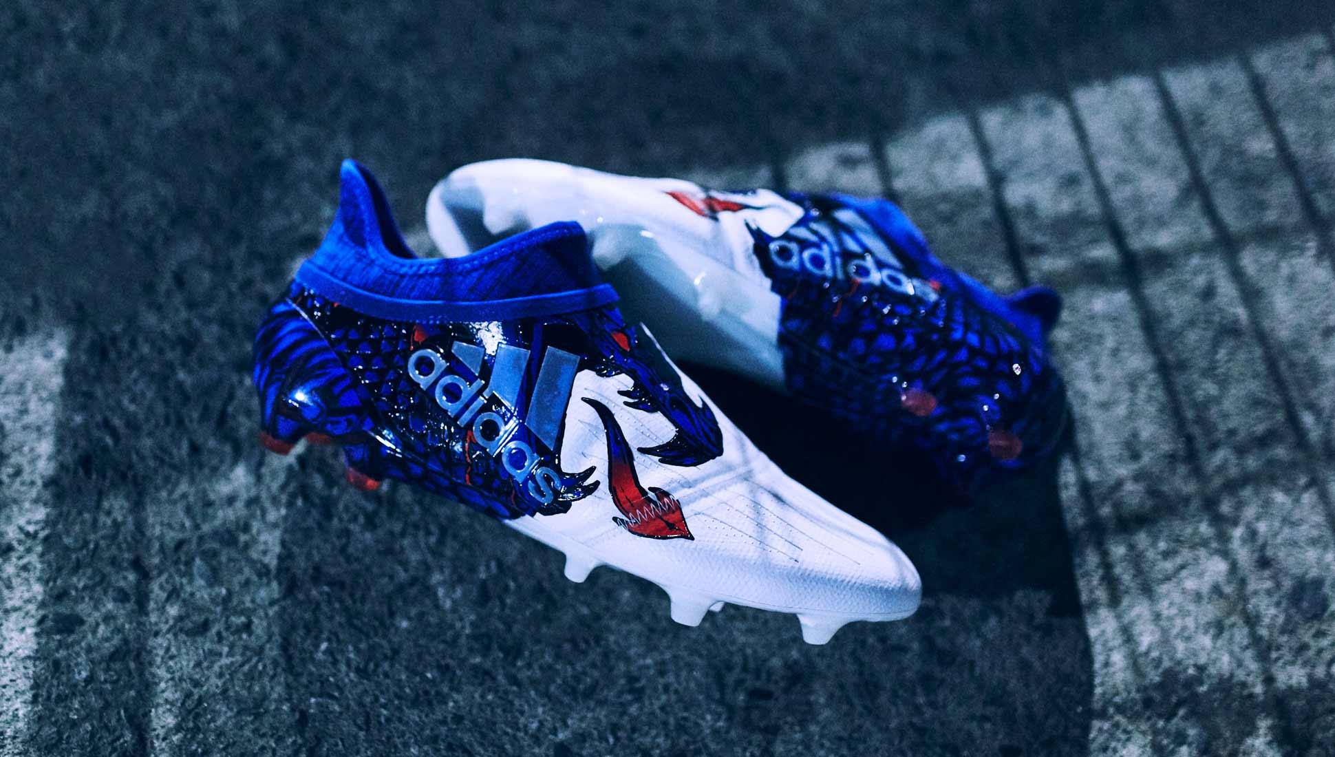 Adidas X 16 Purechaos Ucl Dragon Football Boots Soccerbible