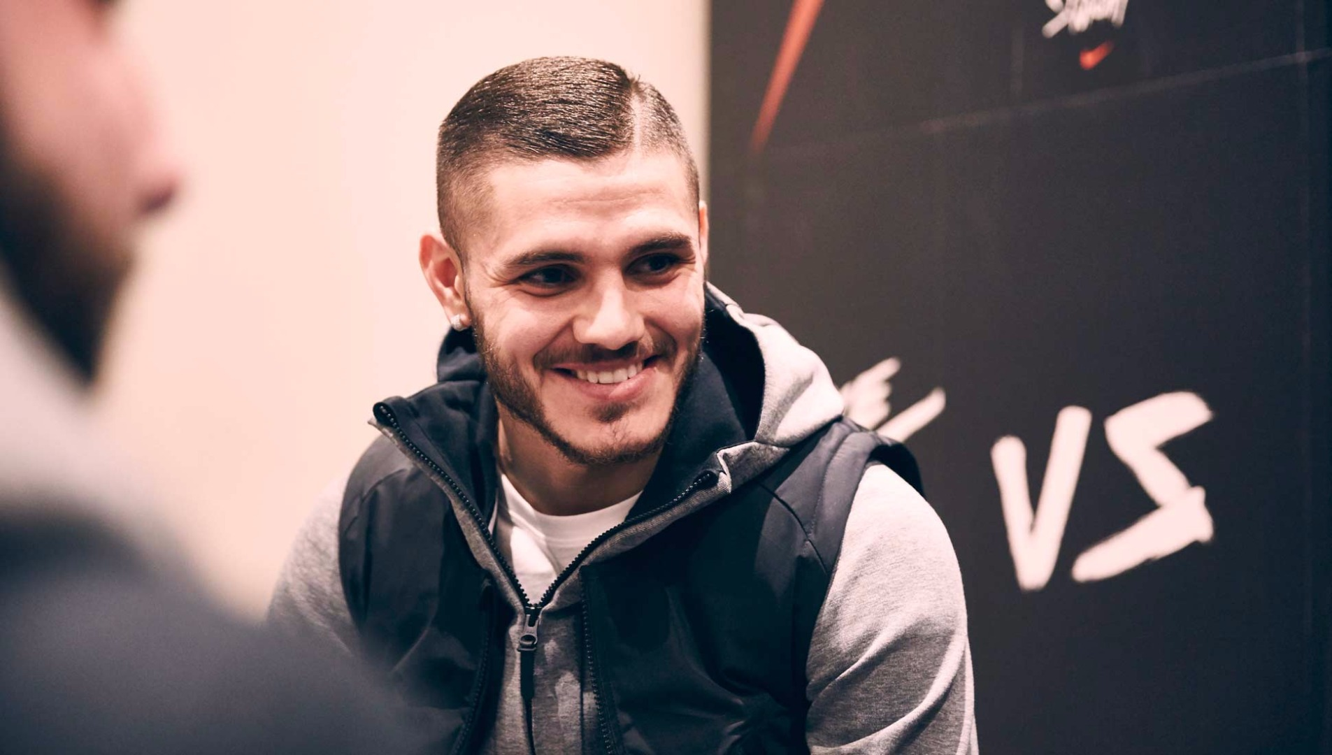 Mauro Icardi Interview SoccerBible