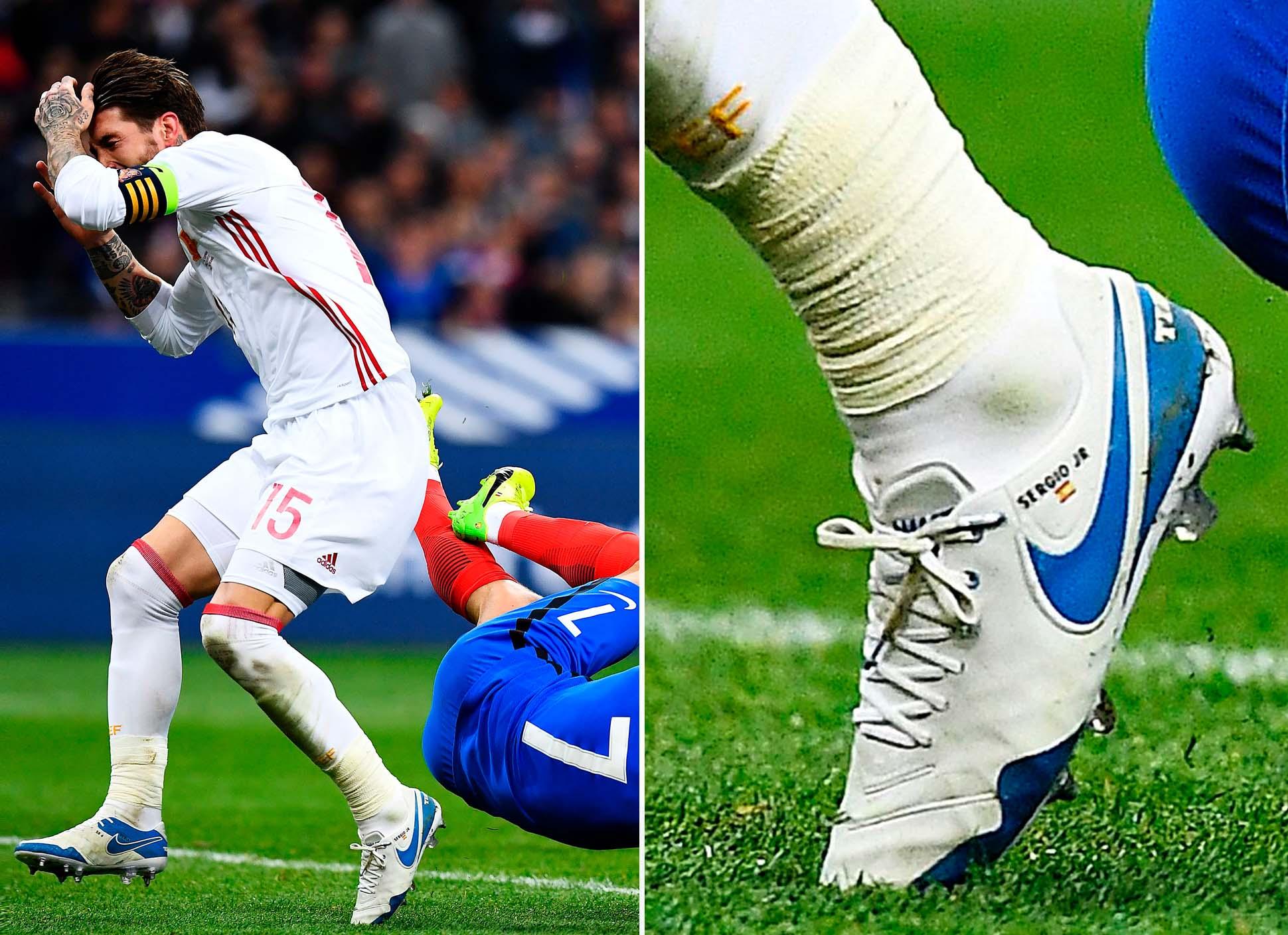 Bonucci & Strootman Wear Nike Air Max Magista Football Boots