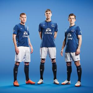 uk availability d6125 25498 Umbro Launch Everton 2019/20 Third Shirt - SoccerBible