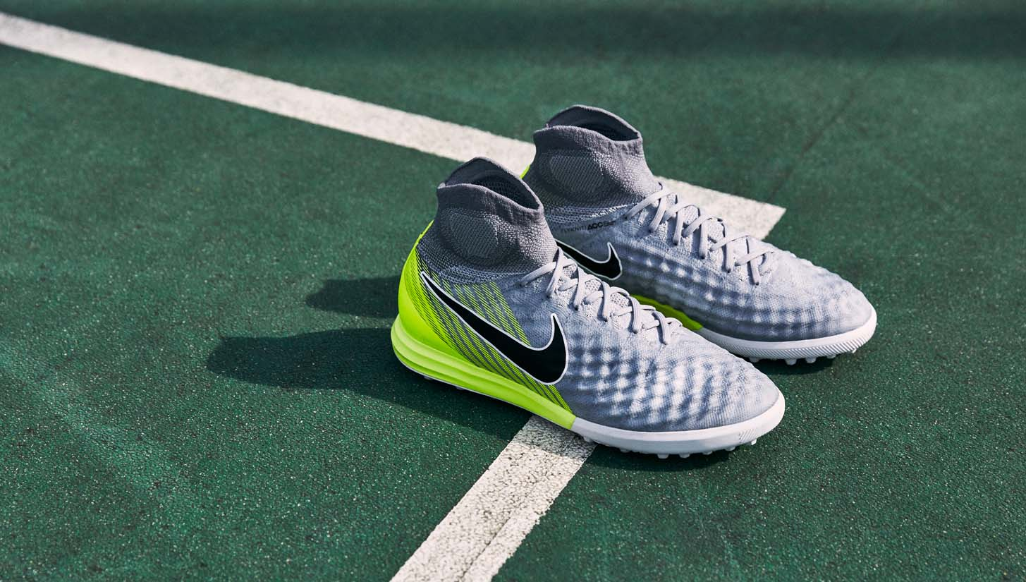 new product f6114 824f7 Nike FootballX Motion Blur Football Shoes - SoccerBible.