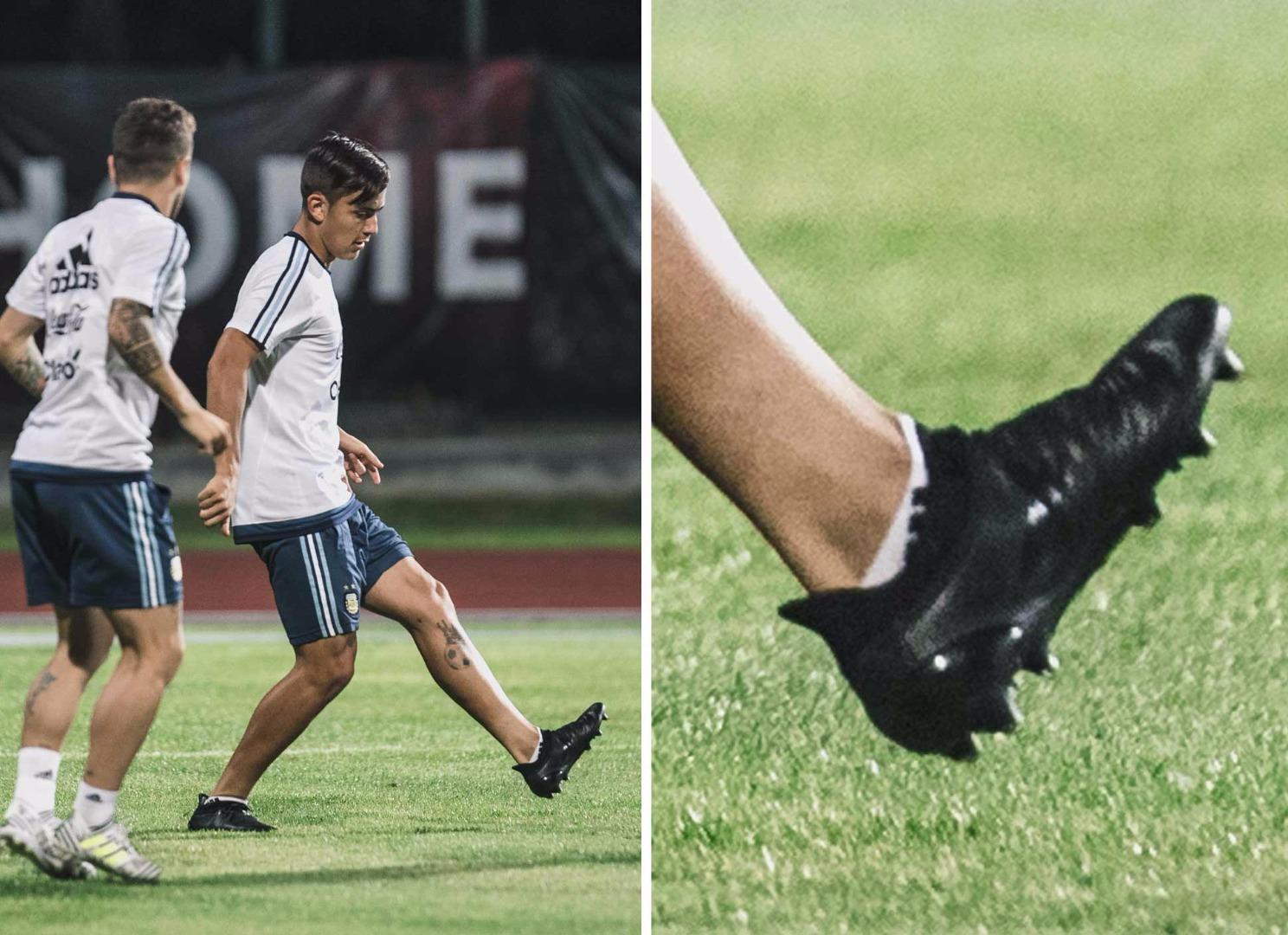 Black Shoes Lure