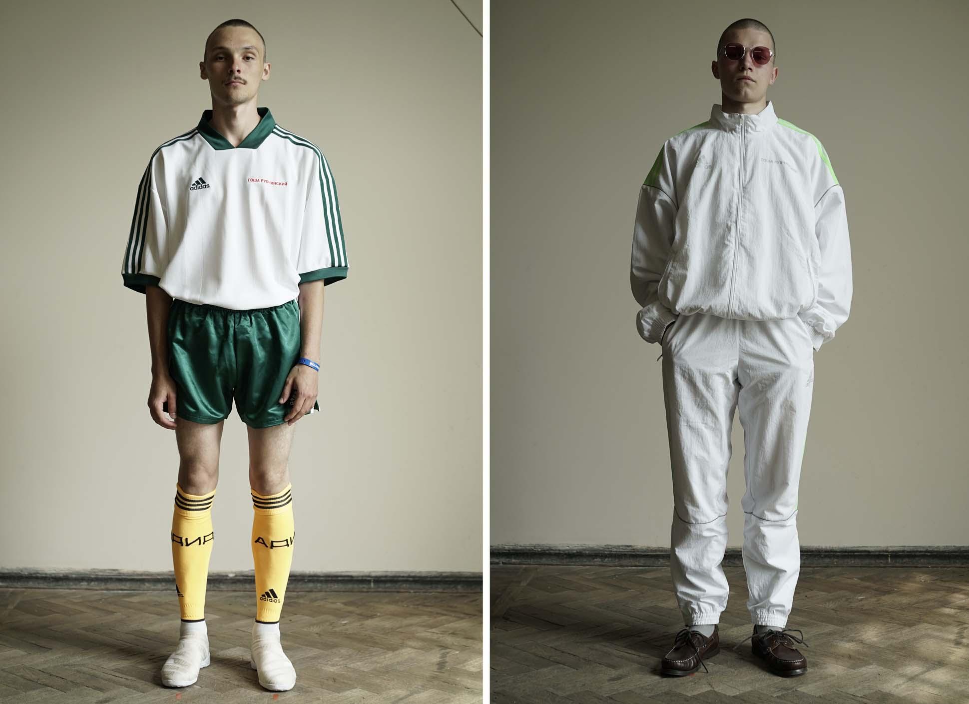 adidas Football x Gosha Rubchinskiy Season II Collection ...