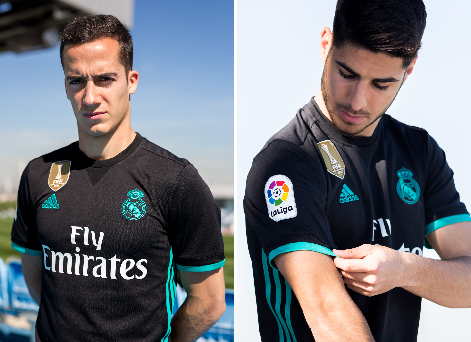 Real Madrid 2017 18 adidas Away Shirt - SoccerBible. 39b74a3b9