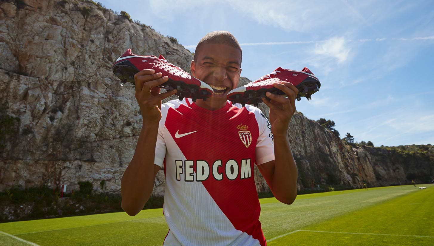fef719afa00 Mbappe set to leave Nike for adidas  - SoccerBible