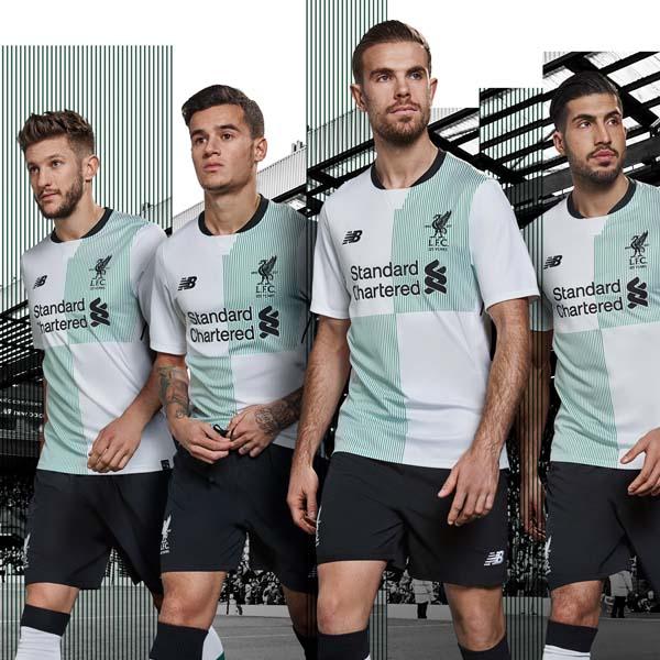 cc66d6bbd8b New Balance Drop Liverpool Limited Edition 18 19 Blackout Shirt ...