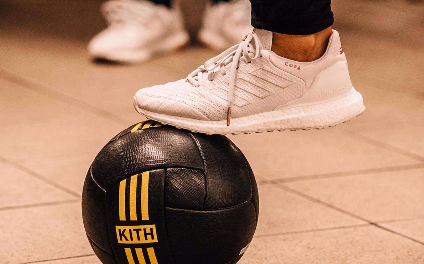e0b541c1ed3 KITH Cobras x adidas Football Lookbook - SoccerBible