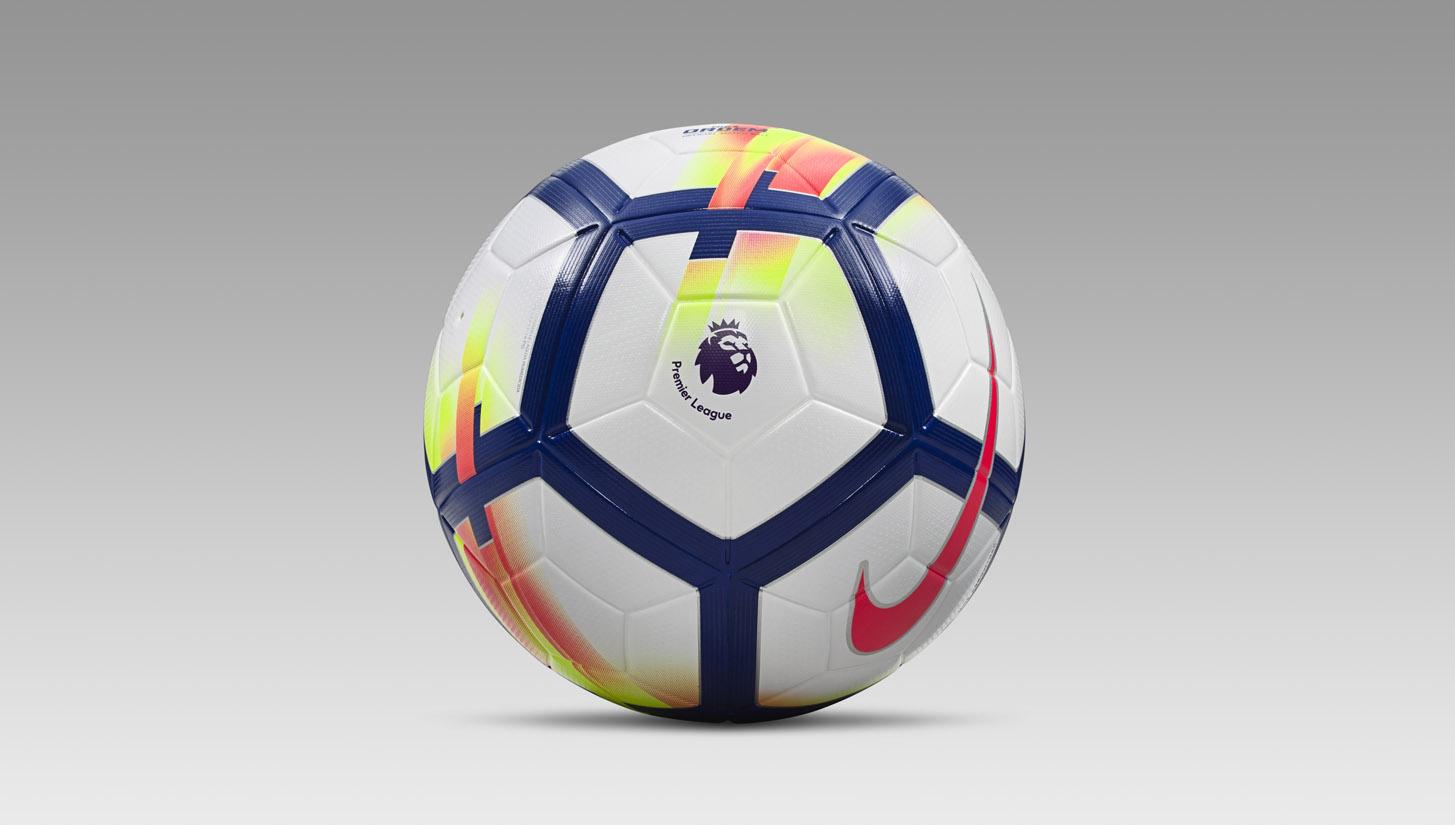 bc465fd8e Nike Ordem V 2017/18 Premier League Ball - SoccerBible