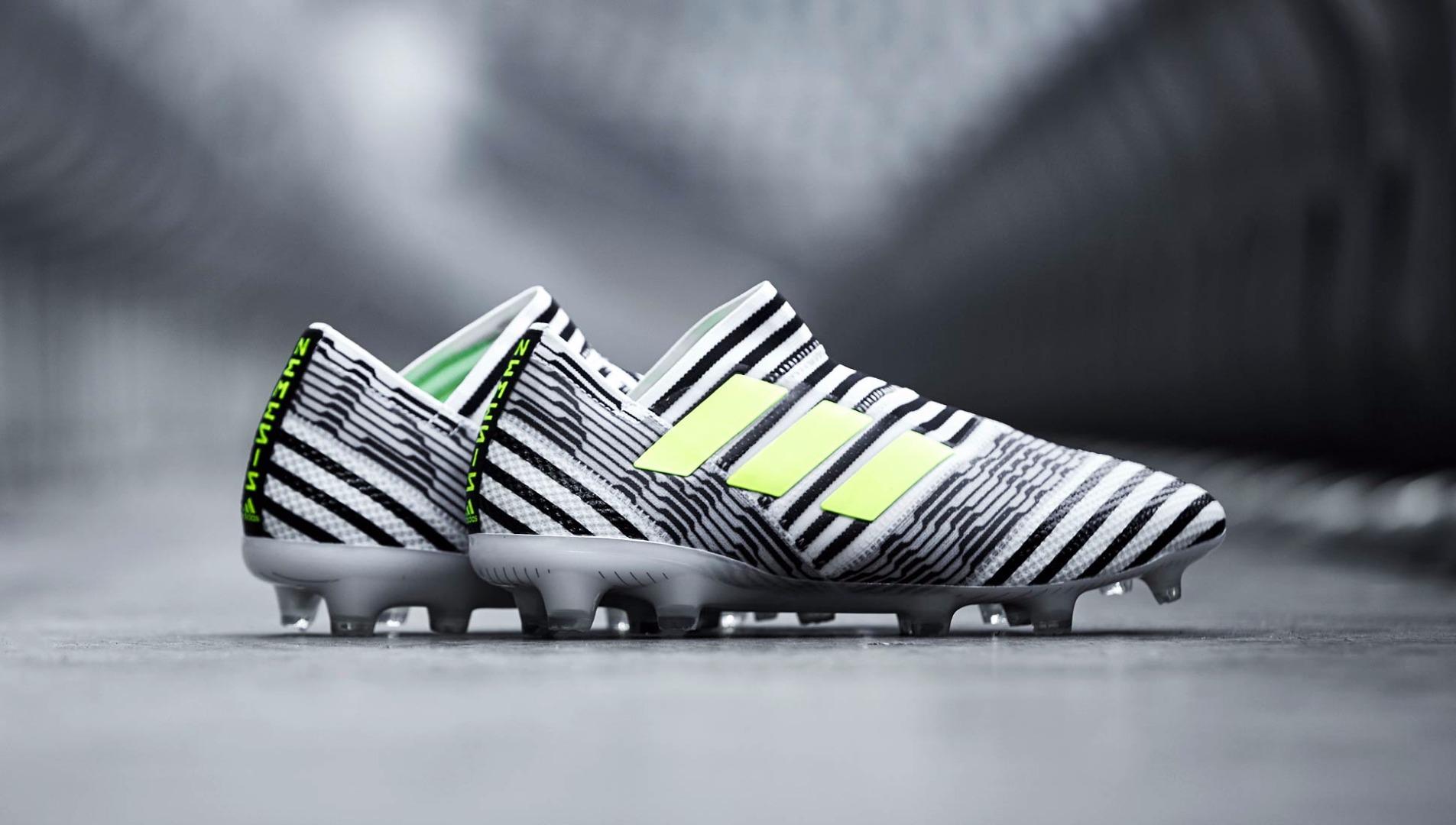 more photos 49d79 42cef adidas Football Launches Nemeziz