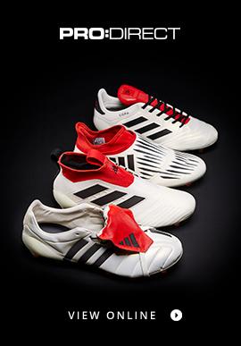 5f09cf8d0978 David Beckham Reveals adidas Predator Mania