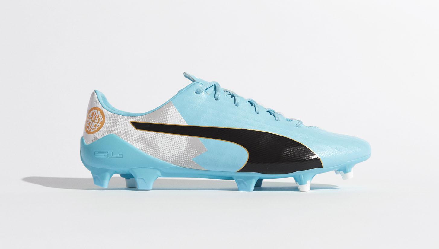 información para estilo distintivo grande descuento venta Sergio Aguero PUMA evoSPEED 17.SL Football Boots - SoccerBible