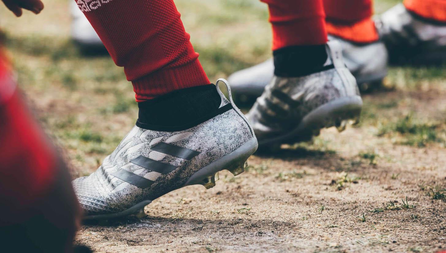online retailer aaf44 f0ffb Hackney Youth FC Launch adidas Glitch 17 Corrozone Skin