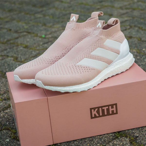 newest collection f1b93 a46f4 Kith x adidas ACE 16+ Purecontrol UltraBOOST