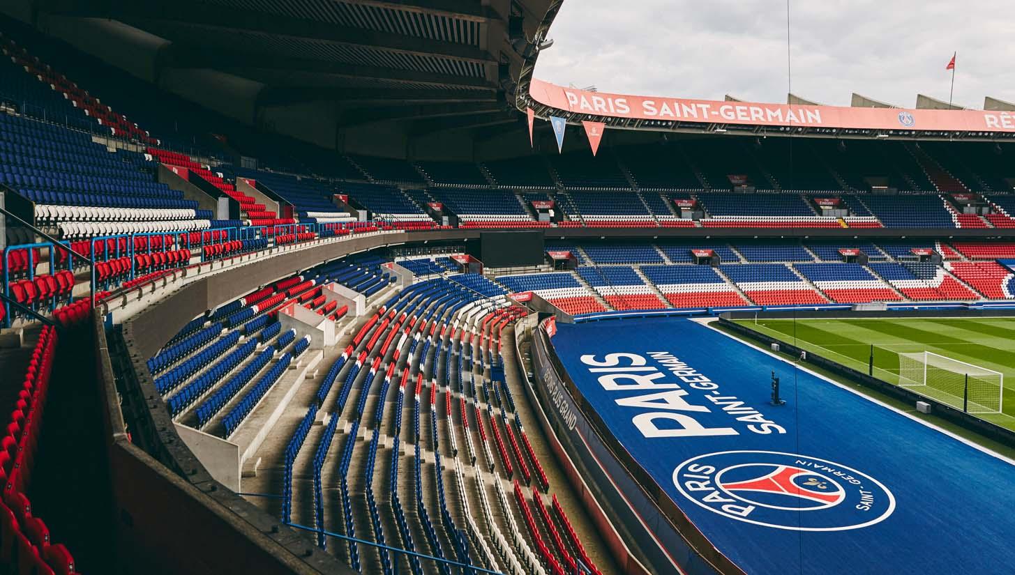 Residence Parc Des Princes Paris Saint Germain Soccerbible