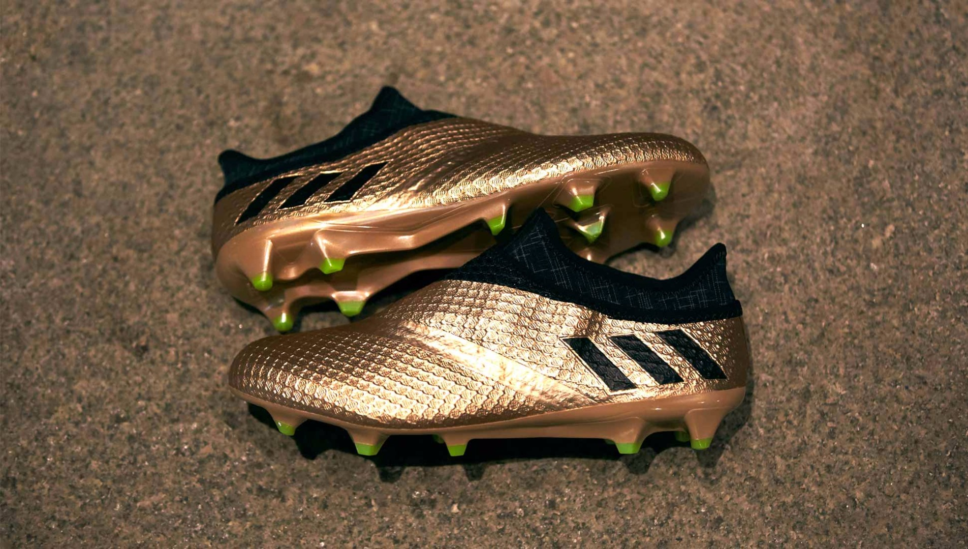 fc4b898b854bd5 adidas MESSI 16+ Pureagility Turbo Charge Football Boots - SoccerBible