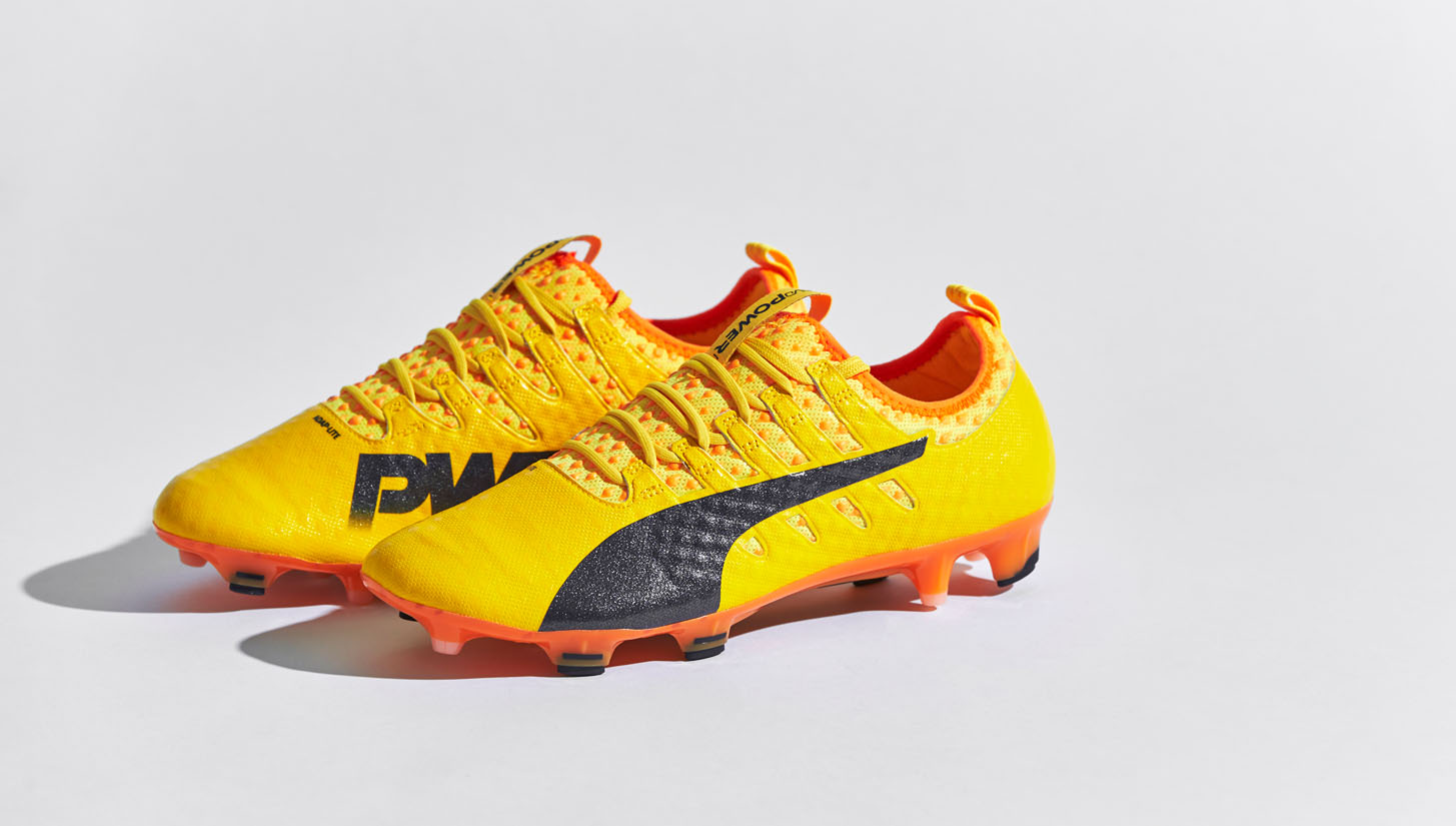 puma football boots evopower