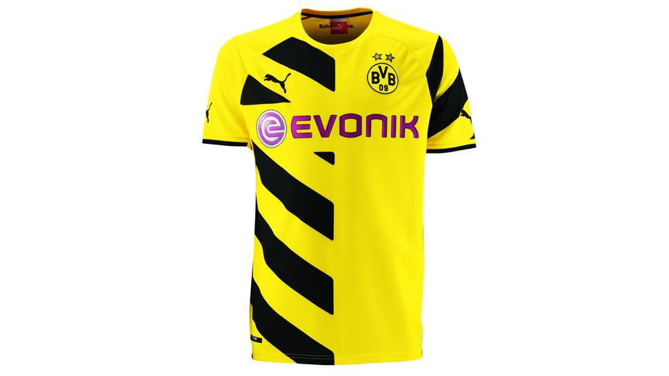 best authentic 7360d ed43a PUMA reveal Borussia Dortmund 14/15 Kits - SoccerBible
