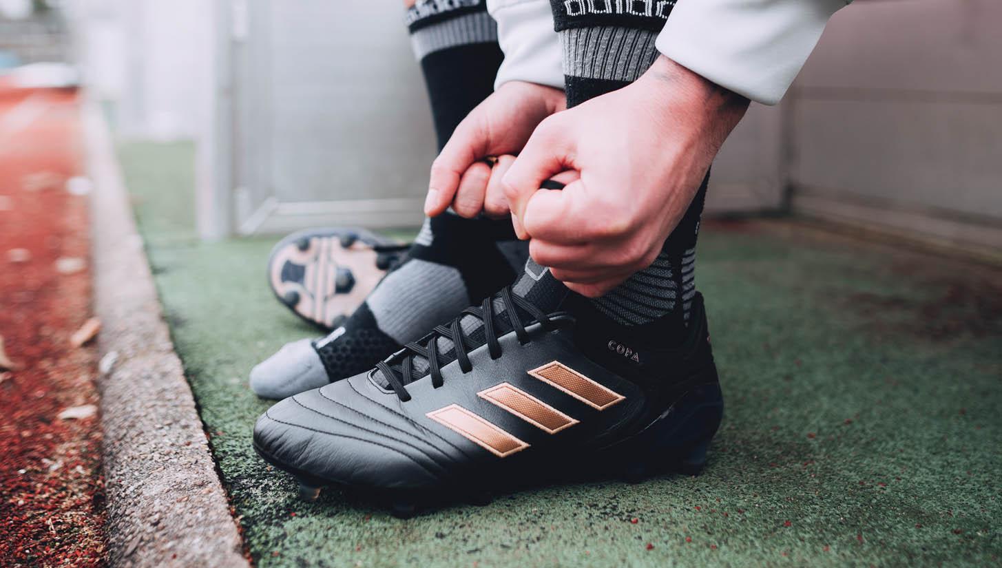 "adidas COPA 17.1 ""Black/Copper Metallic"""