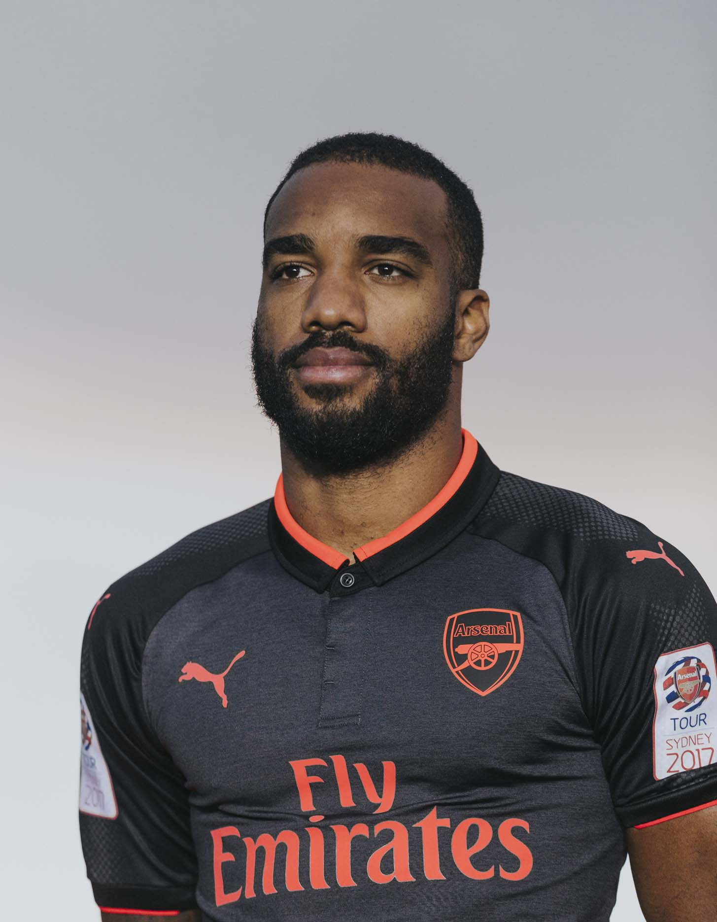 Shop the full 2017 18 Arsenal replica collection at prodirectsoccer.com 04f114645