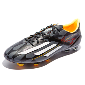 adidas go under the radar with stealth look leather F50