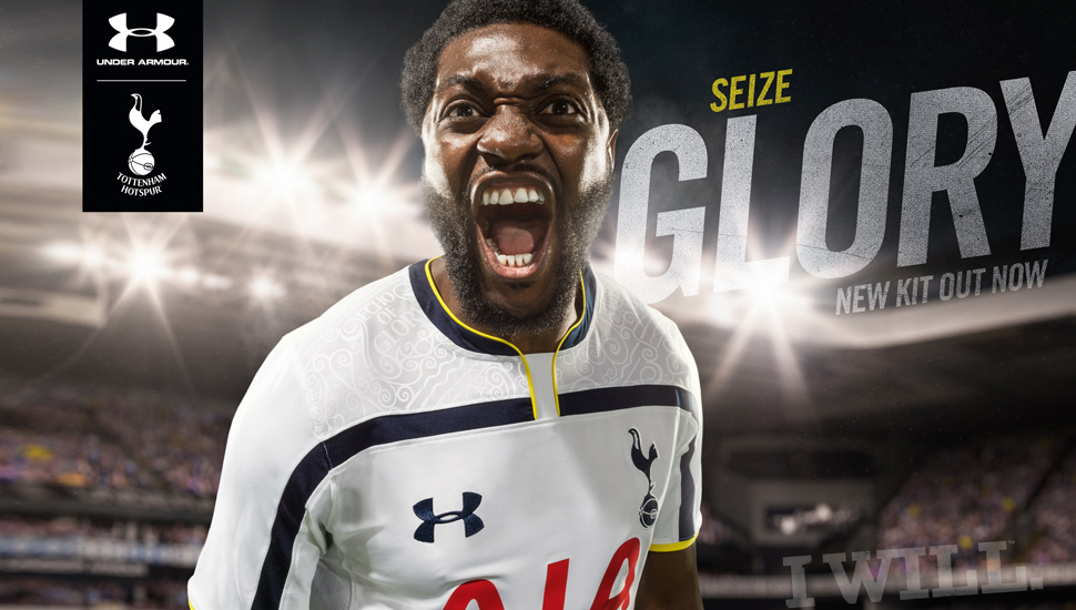 1894dcb55 Under Armour Reveal Spurs 14 15 Kits - SoccerBible