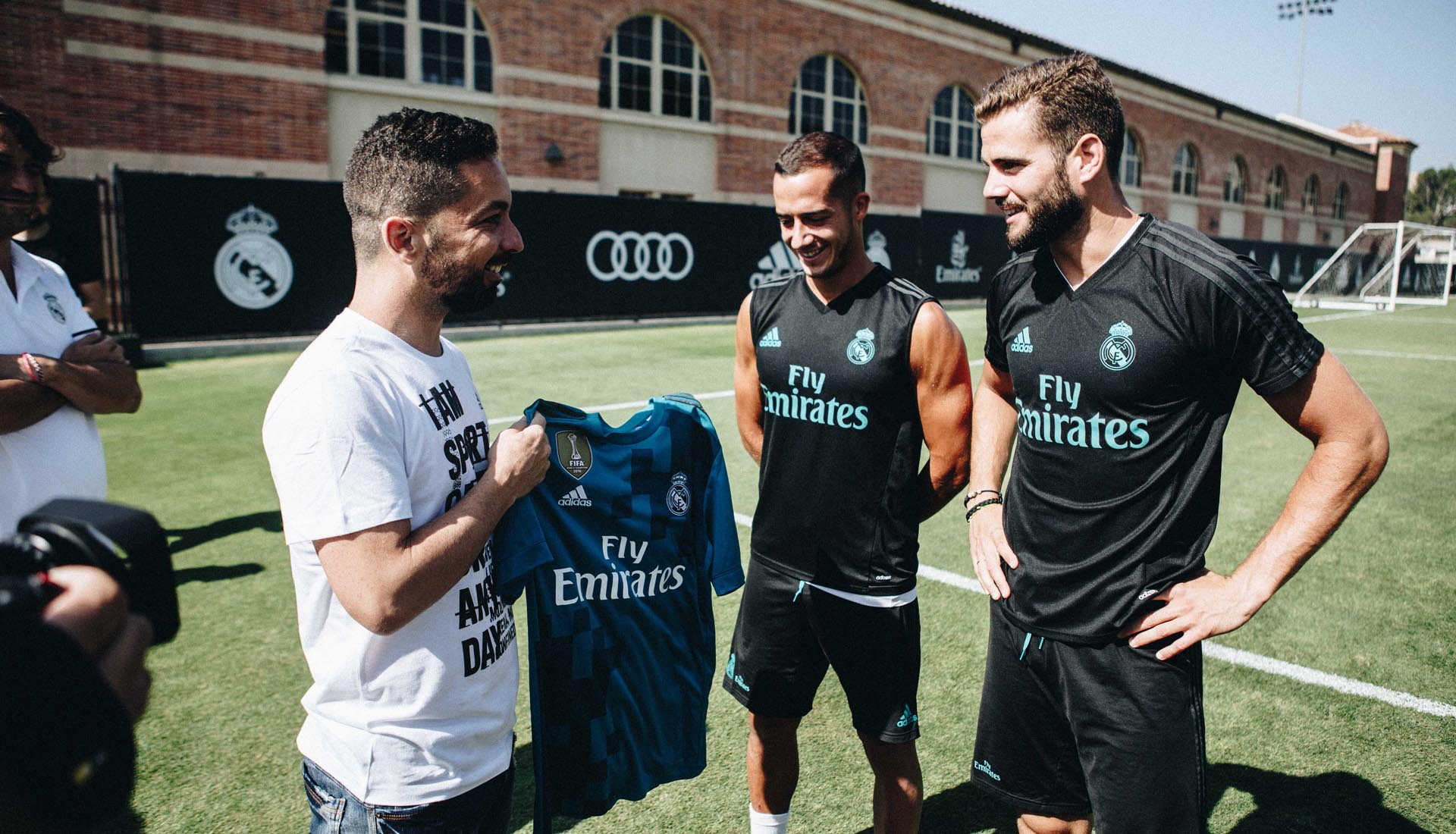 adidas Creator Studio Winner Presents Real Madrid Third