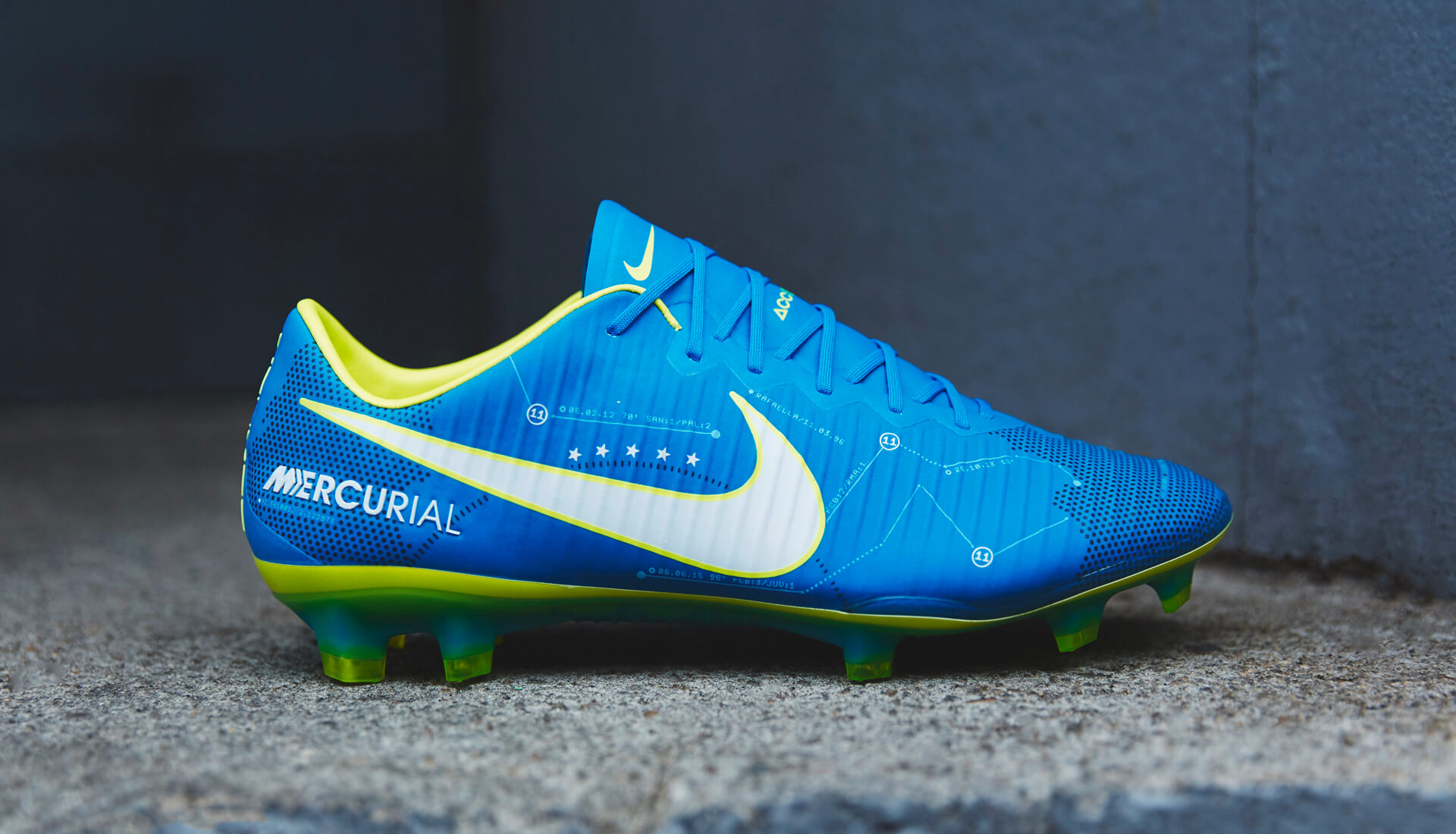 reputable site c29ba 1612d Nike Launch Signature Neymar