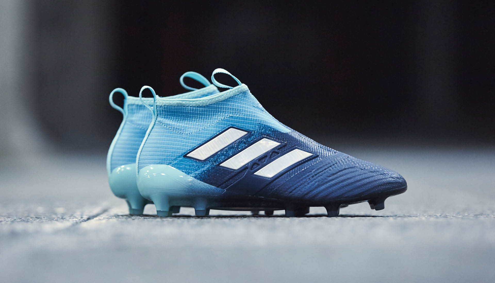 the latest 1bcde e6b1a adidas ACE 17+ Purecontrol Ocean Storm Football Boots ...