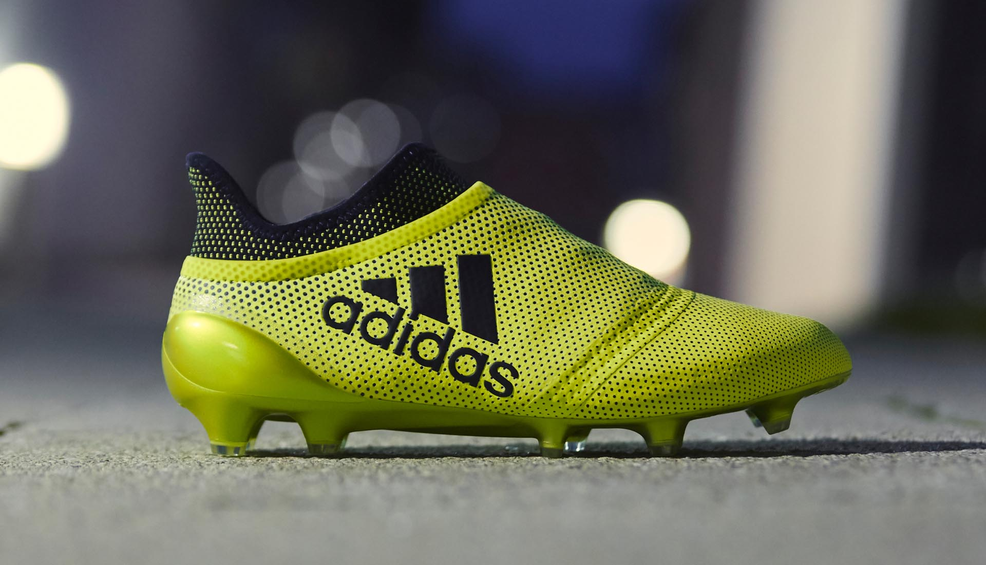 the latest 6211a b501c adidas X 17+ Purespeed Ocean Storm Football Boots - SoccerBible.