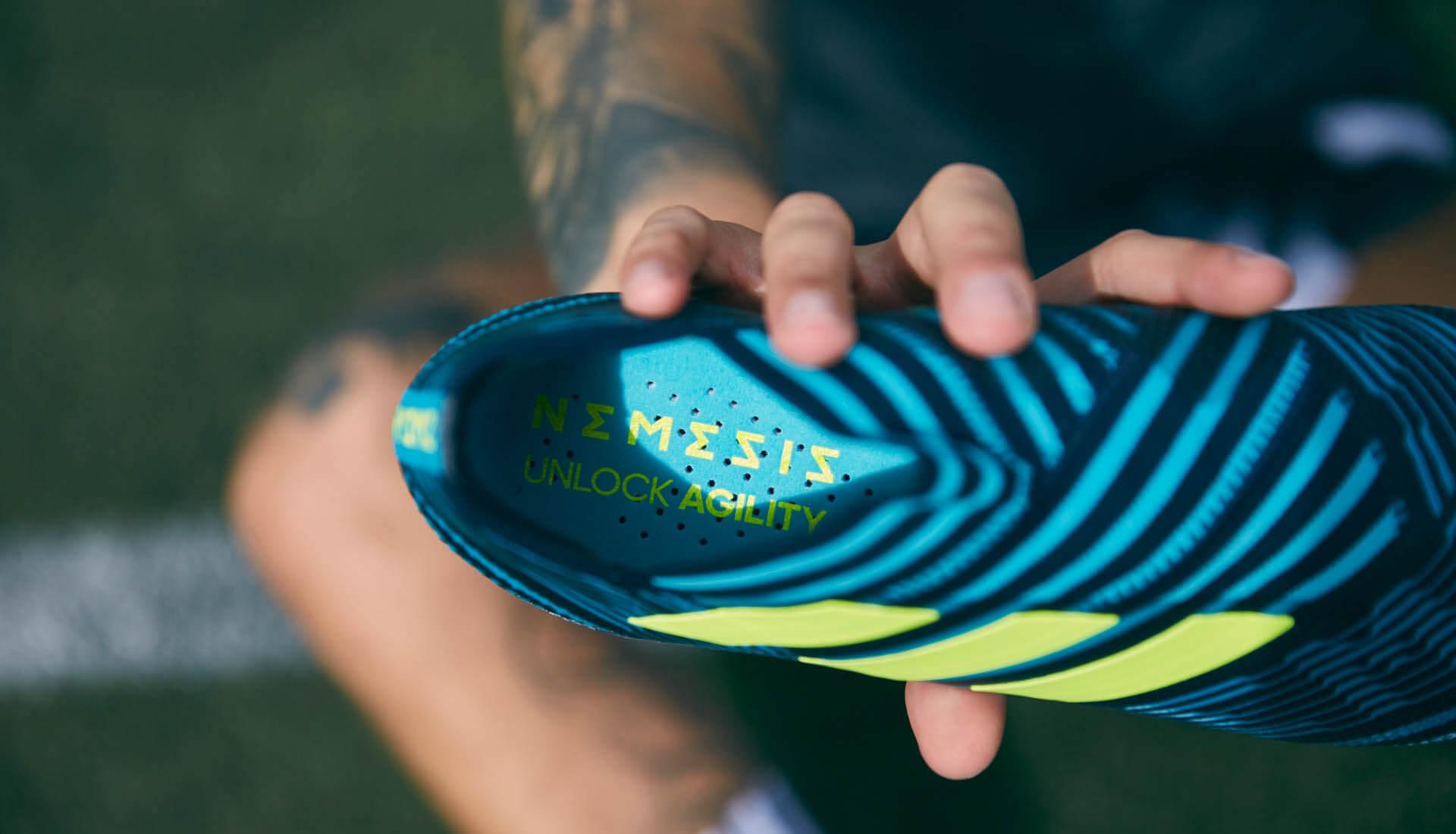 Laced Up: adidas Nemeziz 17+ 360 Agility Review SoccerBible