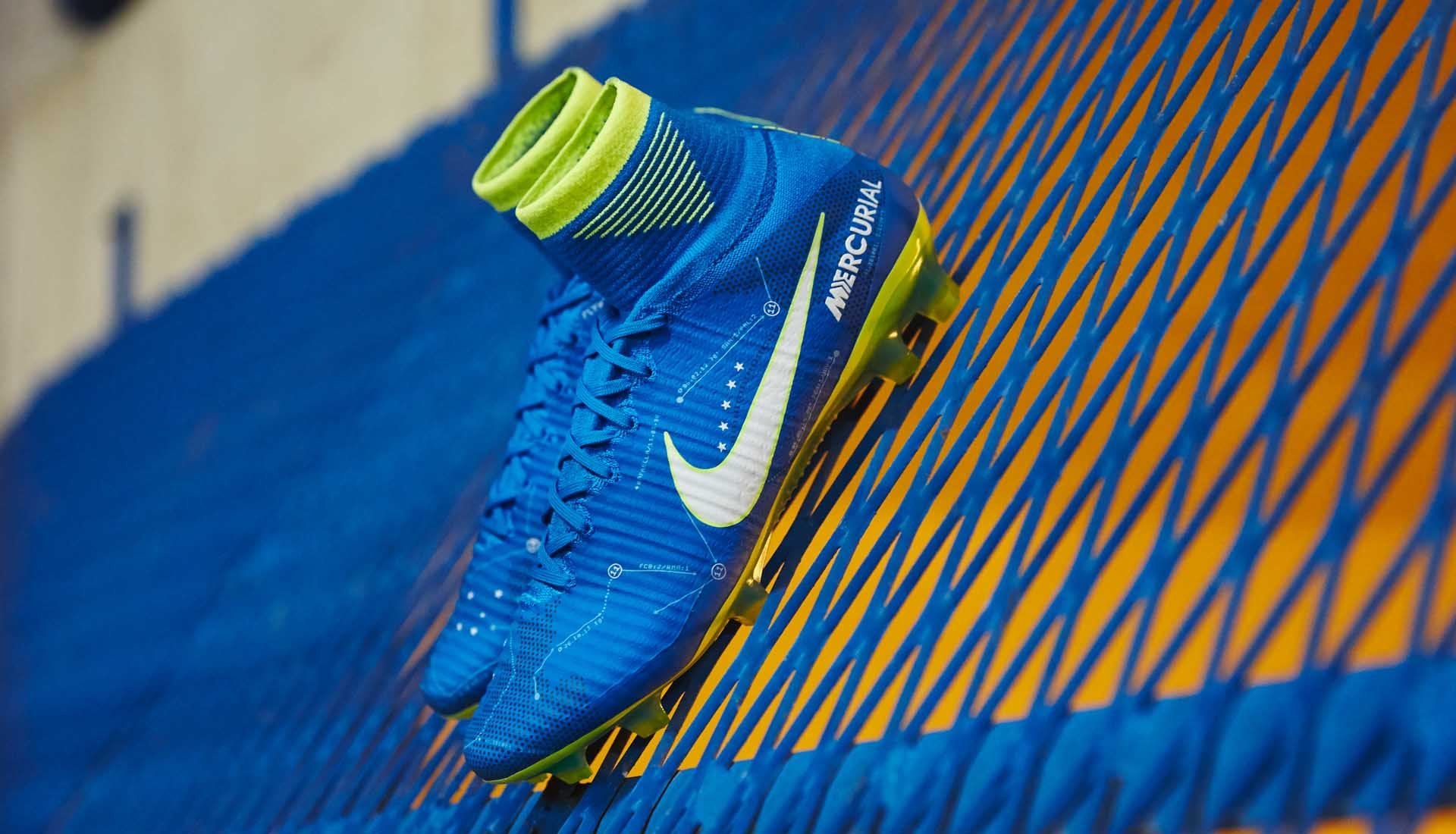 cdc050185 Nike Mercurial Superfly V Signature Neymar Football Boots - SoccerBible