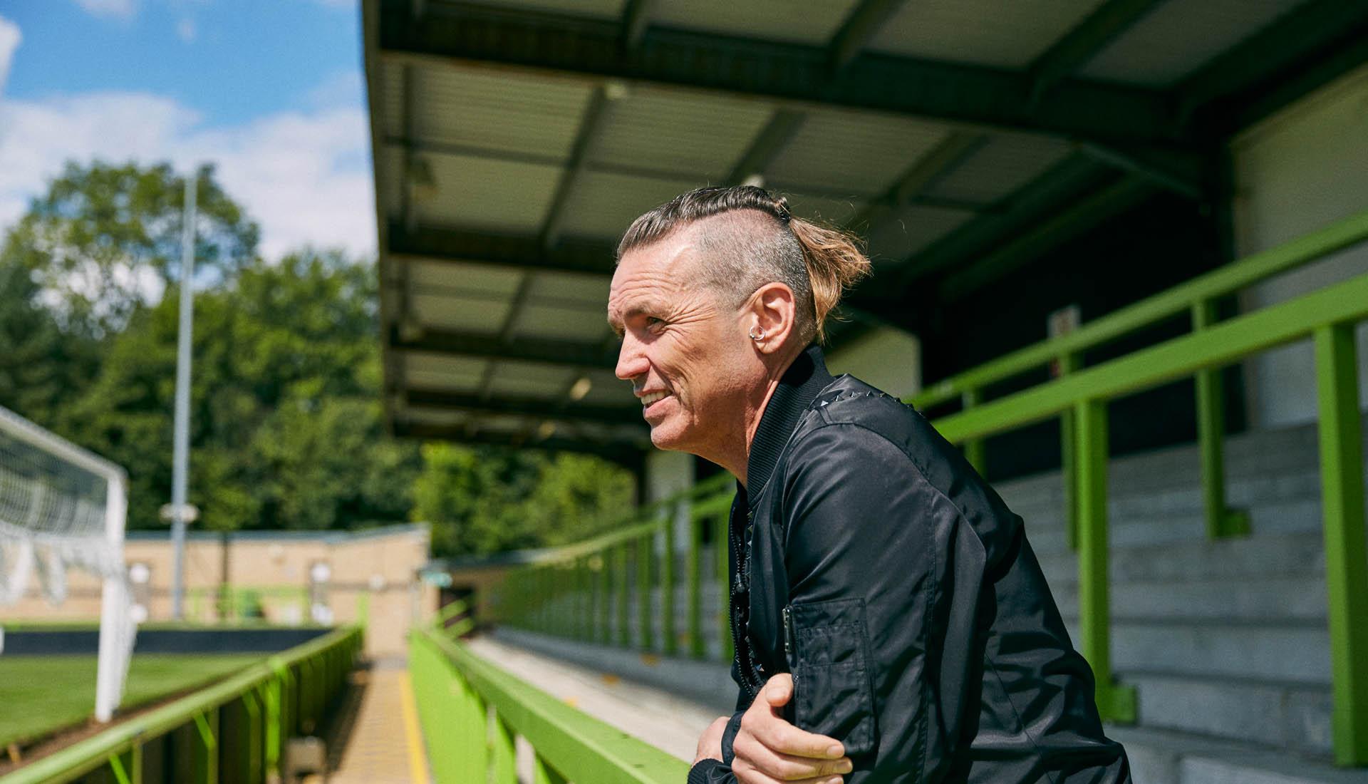 """Résultat de recherche d'images pour """"Green Forest Rovers Dale Vince"""""""