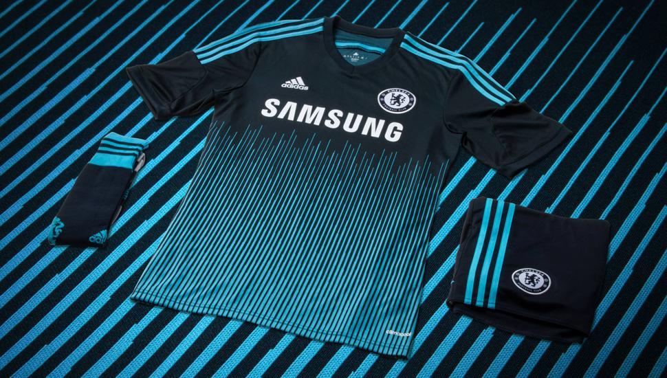 adidas Reveal Chelsea 2014 15 Third Kit - SoccerBible 88943c2b6