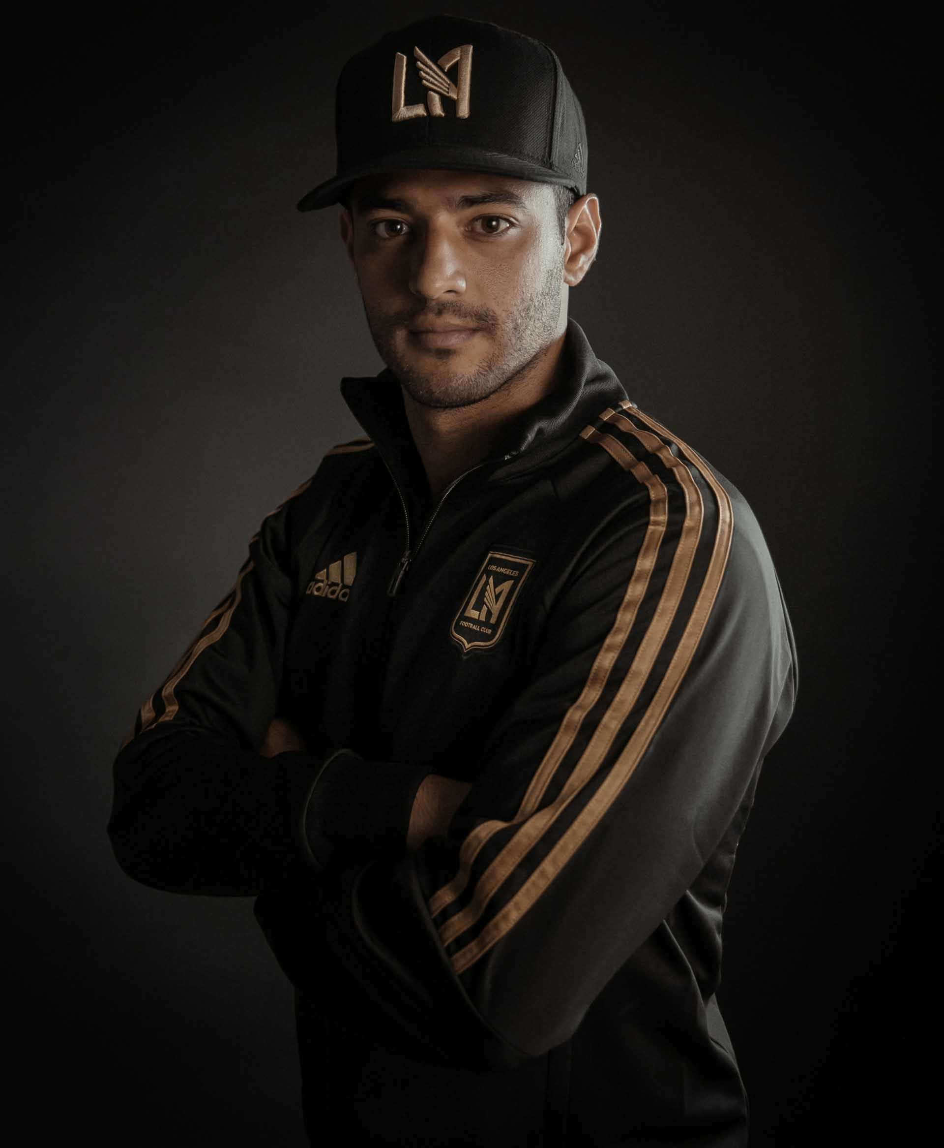 low priced 747b9 fca63 LAFC Sign Carlos Vela - SoccerBible