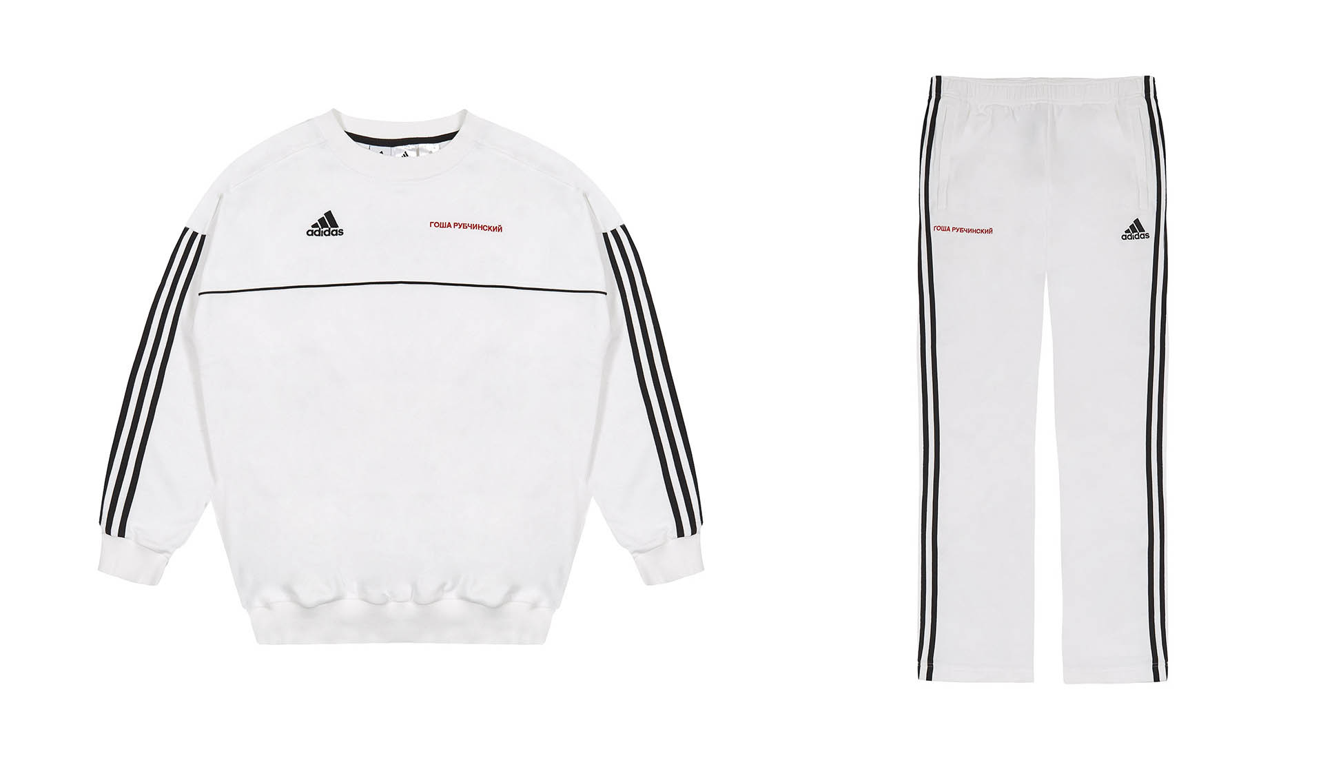 Gosha Rubchinskiy x adidas Second FW17 collection SoccerBible