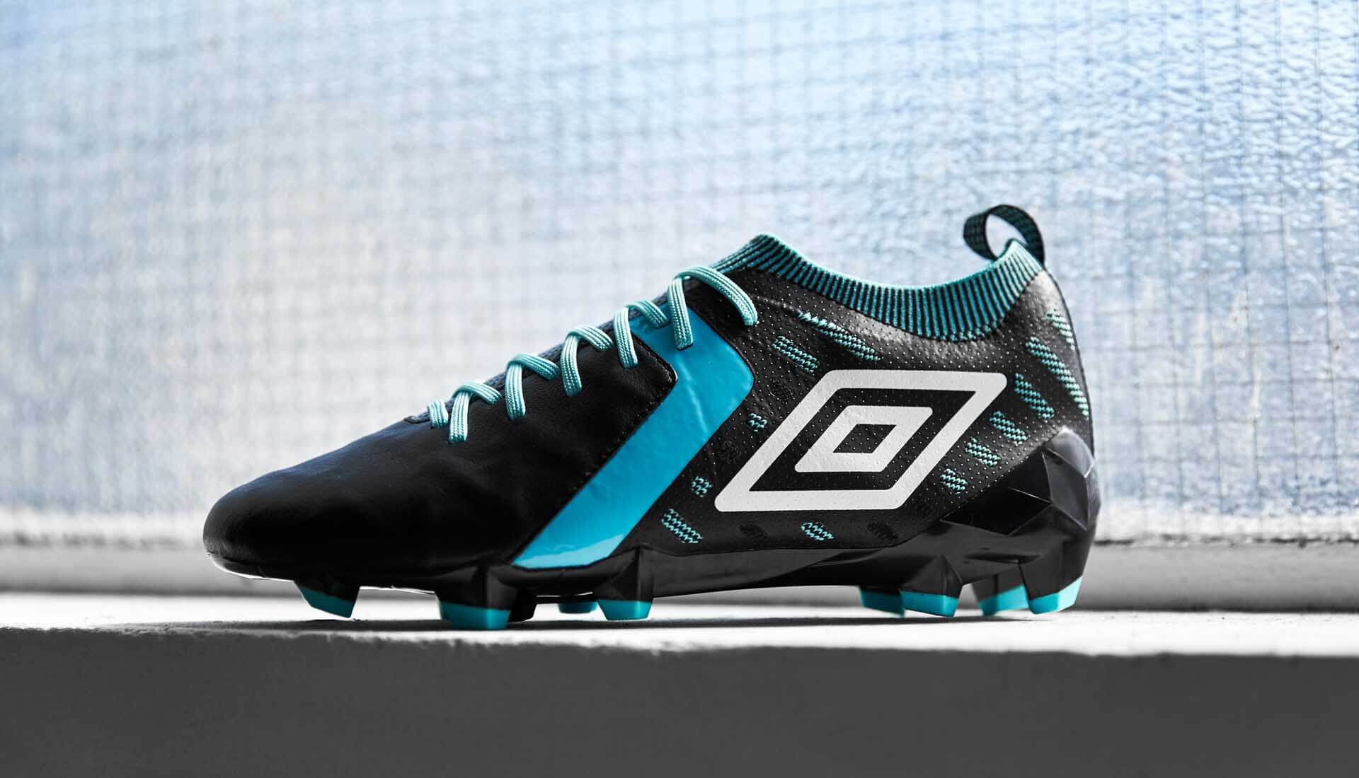 0169f879c Umbro Launch Bluefish Football Boots Collection - SoccerBible