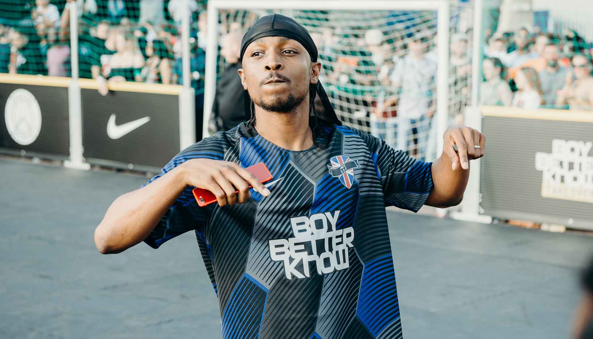 0fbf8685 BBK Takeover x Nike Football - SoccerBible