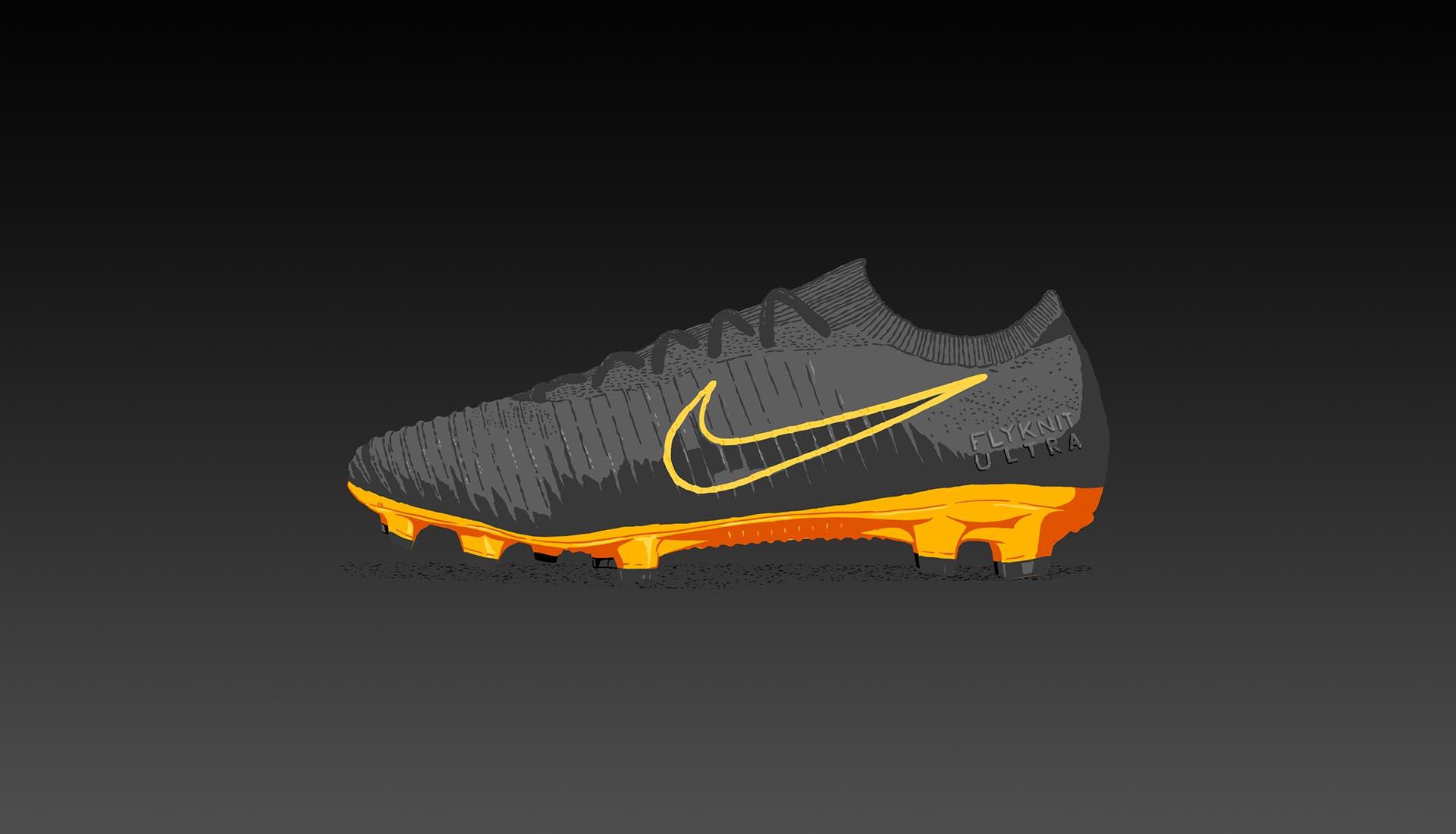 buy popular 82d23 2832a Watch Him Weave | SoccerBible x ilovedust x Eden Hazard ...