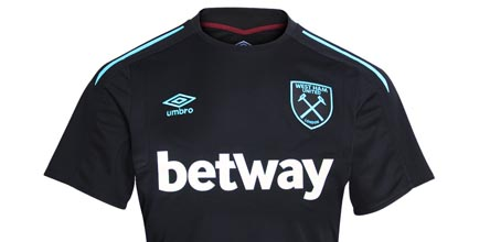 buy popular beca1 e1739 West Ham Shirt Sales Spike in Mexico & N.America - SoccerBible