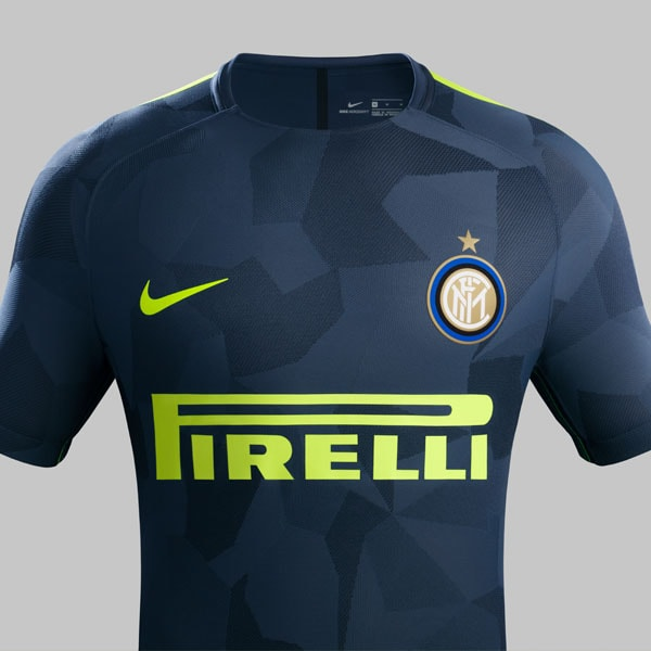 best sneakers 6b9b0 b4d4d Nike Launch The Inter Milan 2019/20 Third Shirt - SoccerBible