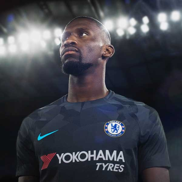 huge selection of d6008 afad6 Nike Launch The Chelsea 18/19 Third Shirt - SoccerBible