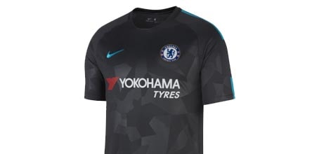 Chelsea 17 18 Nike Third Shirt Soccerbible
