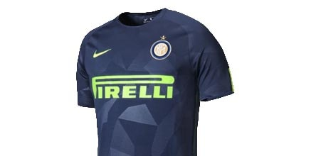 new style 376f3 59d5d Inter Milan 17/18 Nike Third Shirt - SoccerBible