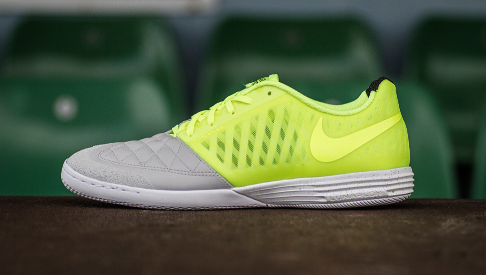 on sale 20866 4edfc Nike drop Grey Volt White Lunar Gato II