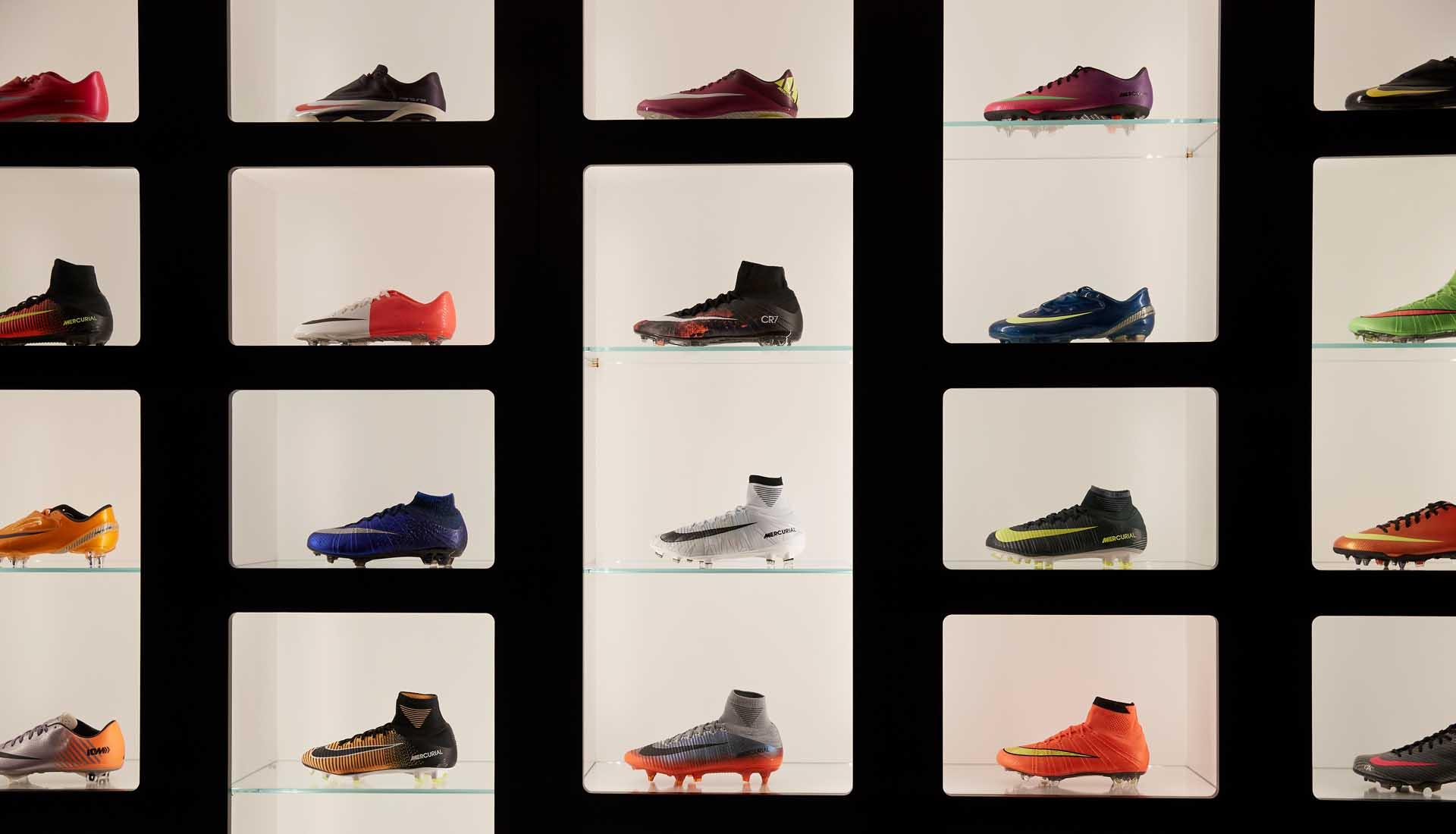 Nike Air Force 1 Cr7 'golden Patchwork' UK 6.5 White . eBay