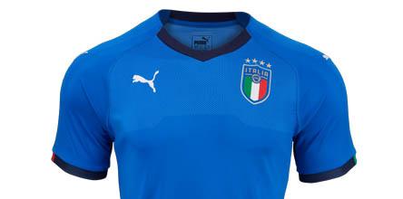 f8ee8d79e7b Gigi Buffon To Wear 2018 Italy Home Shirt - SoccerBible