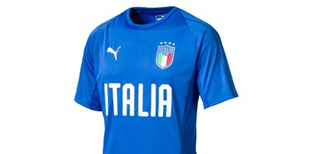 6b0f0fdae29 Gigi Buffon To Wear 2018 Italy Home Shirt - SoccerBible