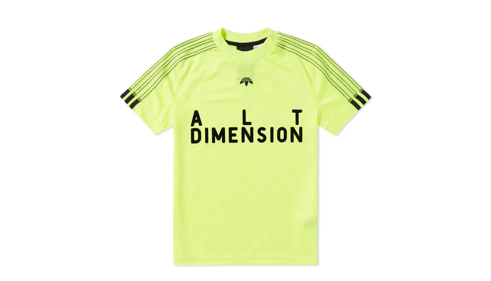 88e9c1ea5 adidas Originals by Alexander Wang Soccer Jerseys - SoccerBible.